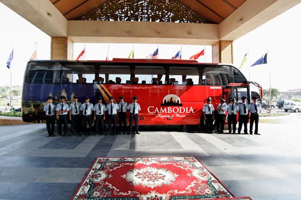 Cambodia Bus Schedules