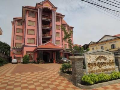 Hotels in Kratie