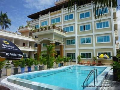 Hotels in Sihanouk Ville