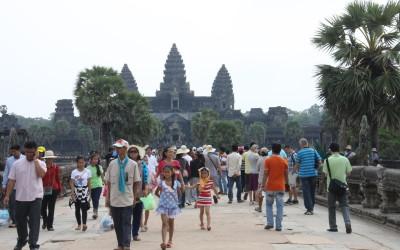 Angkor Temple - Siemreap