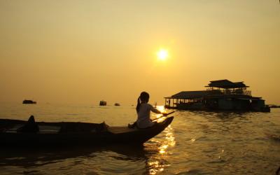 Tonle Sap Lake - Siemreap