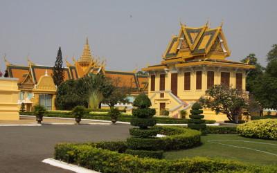 Phnom Penh Palace - Cambodia