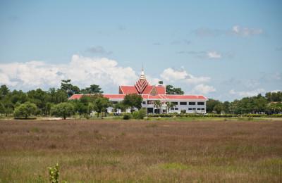 Royal Cambodia golf club