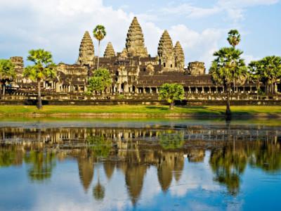 Angkor Complex Cambodia
