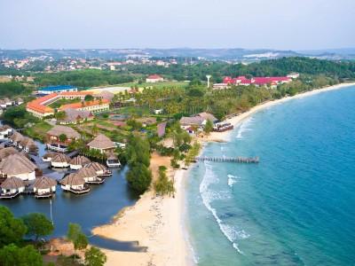 Sihanoulk Ville beach