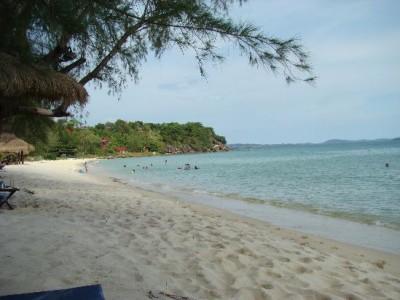 Sihanouk ville beach
