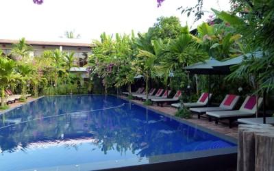 La Niche D'angkor Boutique Hotel overview