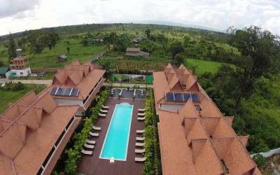 Preah Vihear Boutique Hotel overview